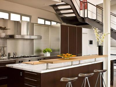 Cucina piccola: soluzione in bianco . - Arredativo Design Magazine