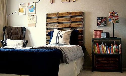 Testiera del letto personalizzata arredativo design for Testiera letto originale
