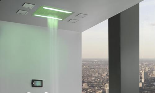 Aqua sense il futuro del living design arredativo for Design personalizzato