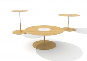 "tavolini ""Opto"""