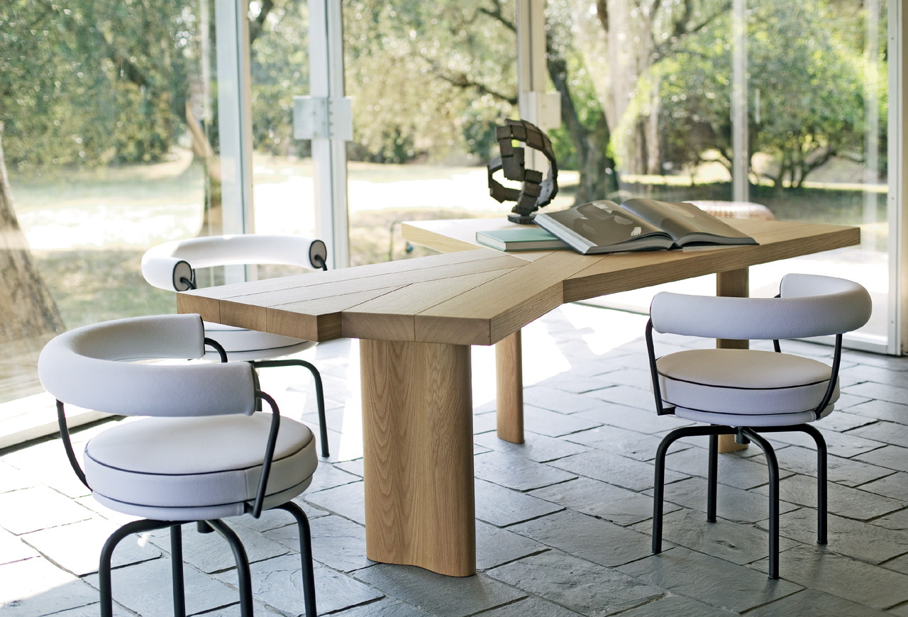 Tavoli Da Pranzo Cassina.Ventaglio Arredativo Design Magazine