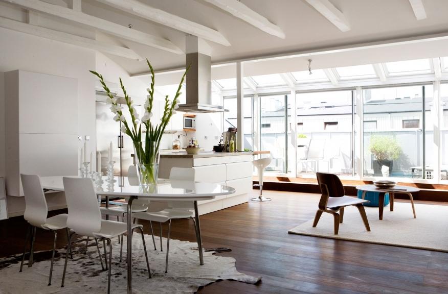 Vivere la veranda arredativo design magazine - Cucina in veranda ...