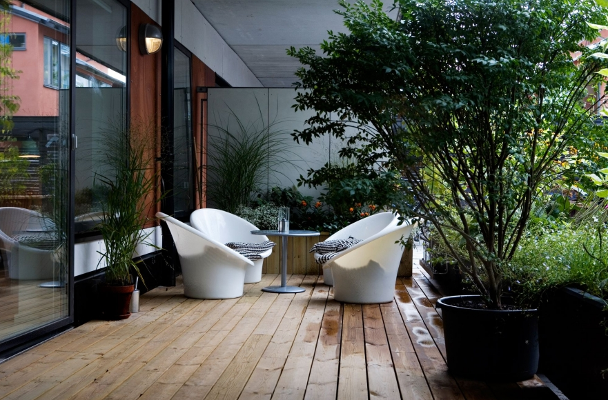 Vivere la veranda - Arredativo Design Magazine