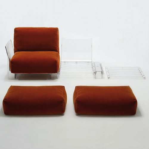 Pop sof arredativo design magazine - Divano smontabile ...