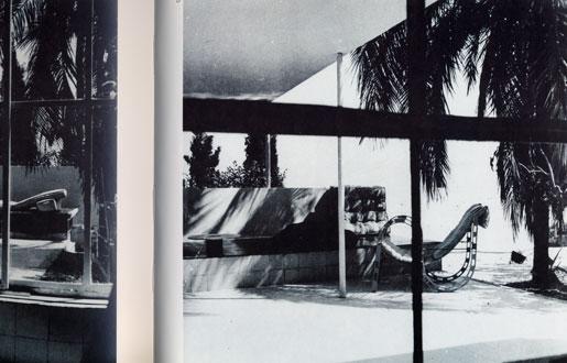 La terrazza del Tempe A Pailla con la S chair, 1932-34 (Fonte: www.designmuseum.org)