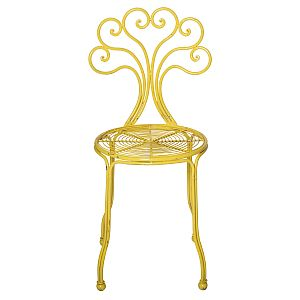 Bright Metal Garden Chair di Oliver Bonas