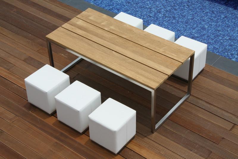Sedie Per Il Tavolo Una Scelta Difficile : Arredare gli esterni con l accessorio design arredativo