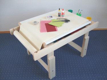 Arredare la camera dei bambini arredativo design magazine - Tavolo contenitore bambini ...