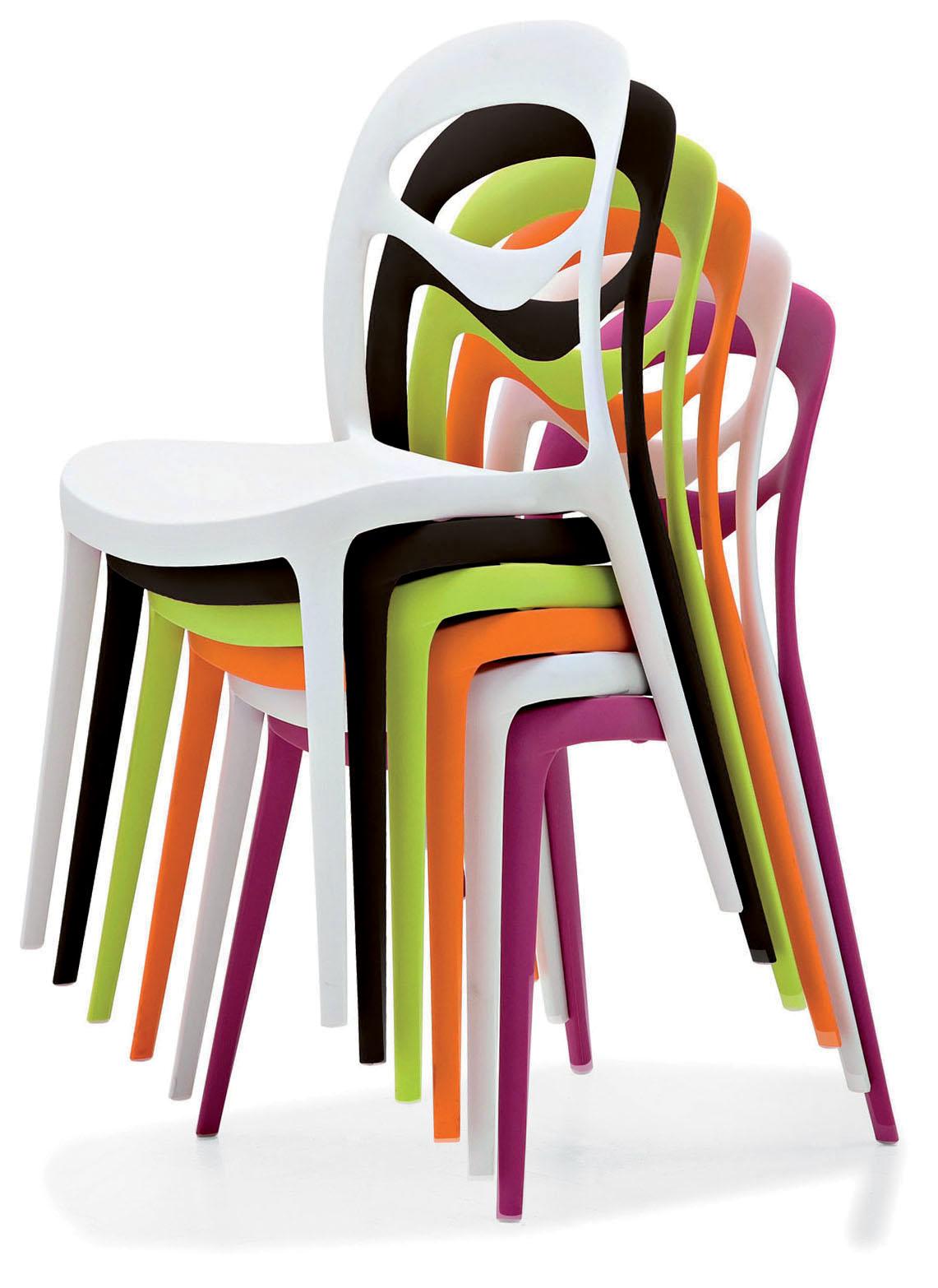 Sedie impilabili domitalia arredativo design magazine for Sedie outdoor design