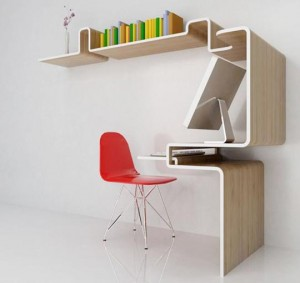 K Workstation by Miso Soup Design