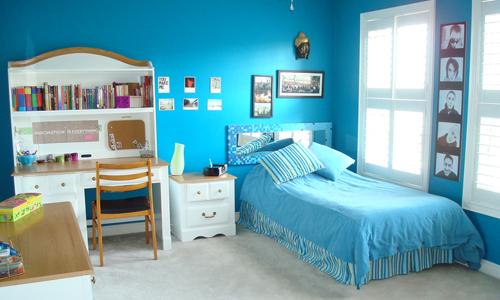 Camera Da Letto Ragazzi Usata : Il letto e gli arredi nella camera dei ragazzi arredativo design