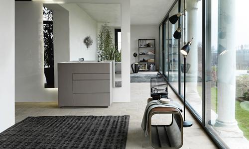 Nuove finiture per touch di milldue arredativo design for Milldue arredi spa