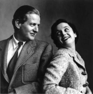 Florence e Hans Knoll