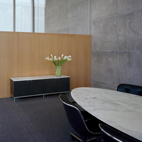 Oval Table Di Florence Knoll Arredativo Design Magazine