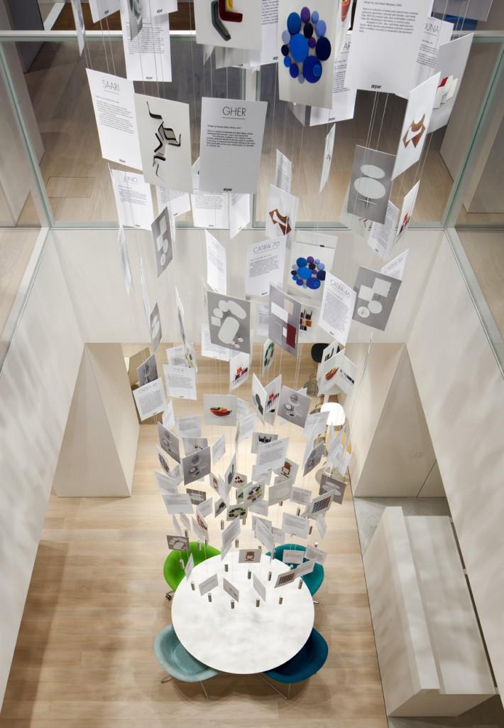 Nuovo Showroom di Arper a Londra