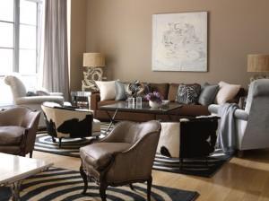Colori Per Pareti Beige : O più sfumature di beige per il soggiorno arredativo design