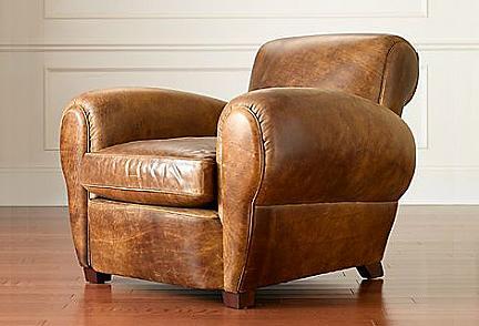 Poltrona in soggiorno questioni di stile arredativo for Poltrone vintage pelle