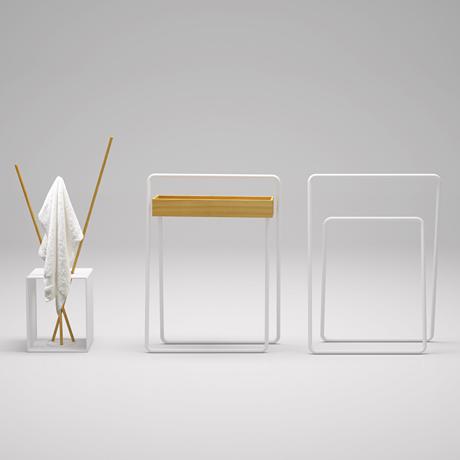 Accessori in bagno particolari e stile arredativo for Accessori bagno bianchi