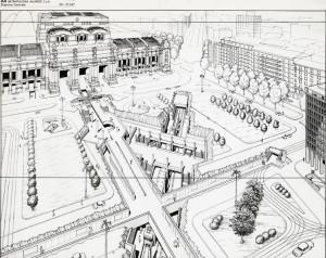 Compasso d'Oro 1964 per la Segnaletica e Allestimento Metropolitana Milanese a Franco Albini e Franca Helg, in collaborazione con Antonio Piva e Bob Noorda, Metropolitana Milanese Spa, Milano