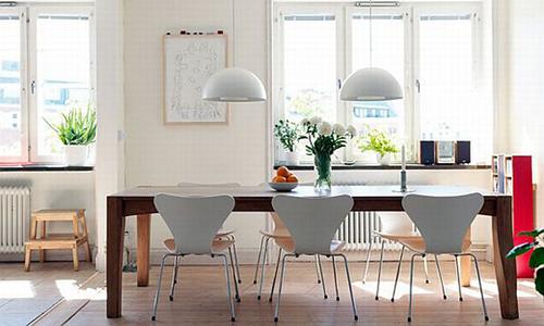 Vivere la sala da pranzo oggi arredativo design magazine - Zona pranzo design ...