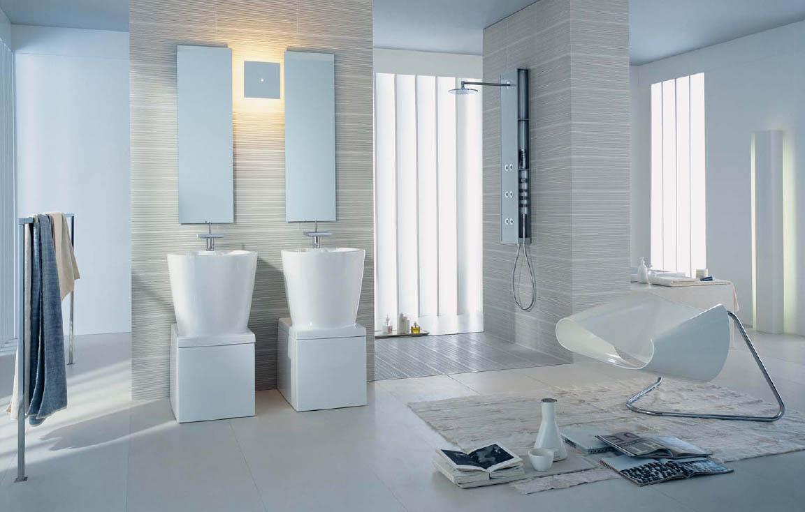 Colore in bagno con finiture mosaico arredativo design magazine - Mobili marocchini ...