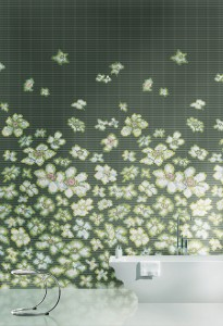 FLOWERS WIND di Mosaico+
