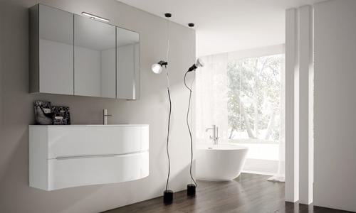 Smyle arredo bagno semplice e funzionale arredativo design magazine - Arredo bagno semplice ...