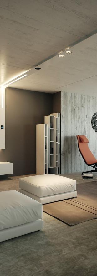 Illuminare il soggiorno arredativo design magazine - Illuminare il soggiorno ...