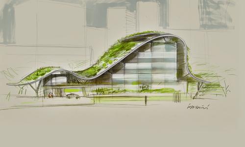 Massimo iosa ghini architetto e designer arredativo for Architettura e design milano
