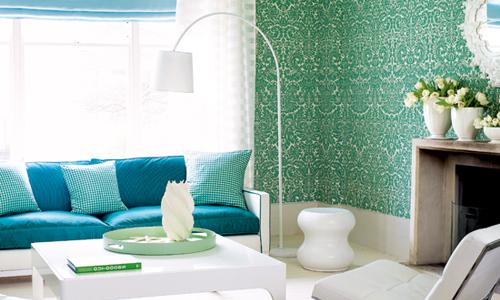 Pareti colorate che colori scelgo arredativo design - Pareti colorate bagno ...