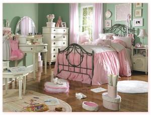 La camera da letto shabby chic arredativo design magazine - Camerette country chic ...