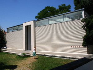 Padiglione Austriaco ai Giardini della Biennale di Venezia