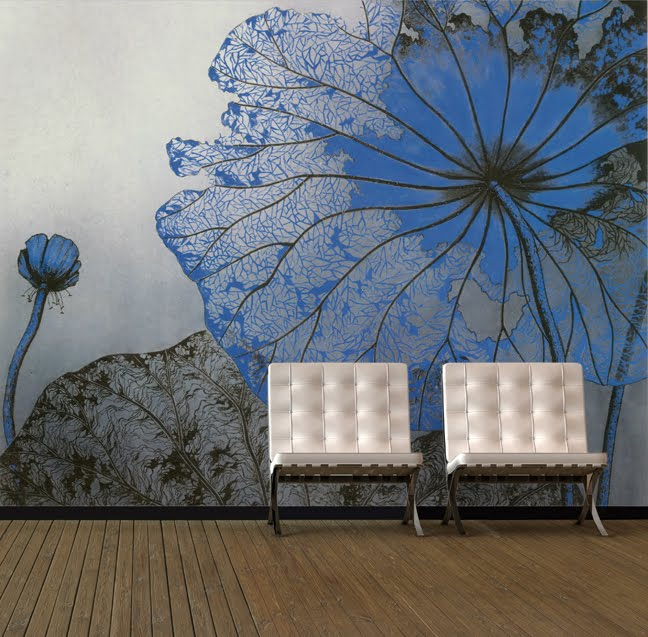 Wallpaper Decal: Arredativo Design Magazine