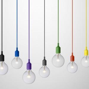 MUUTO Lampada E27 Socket