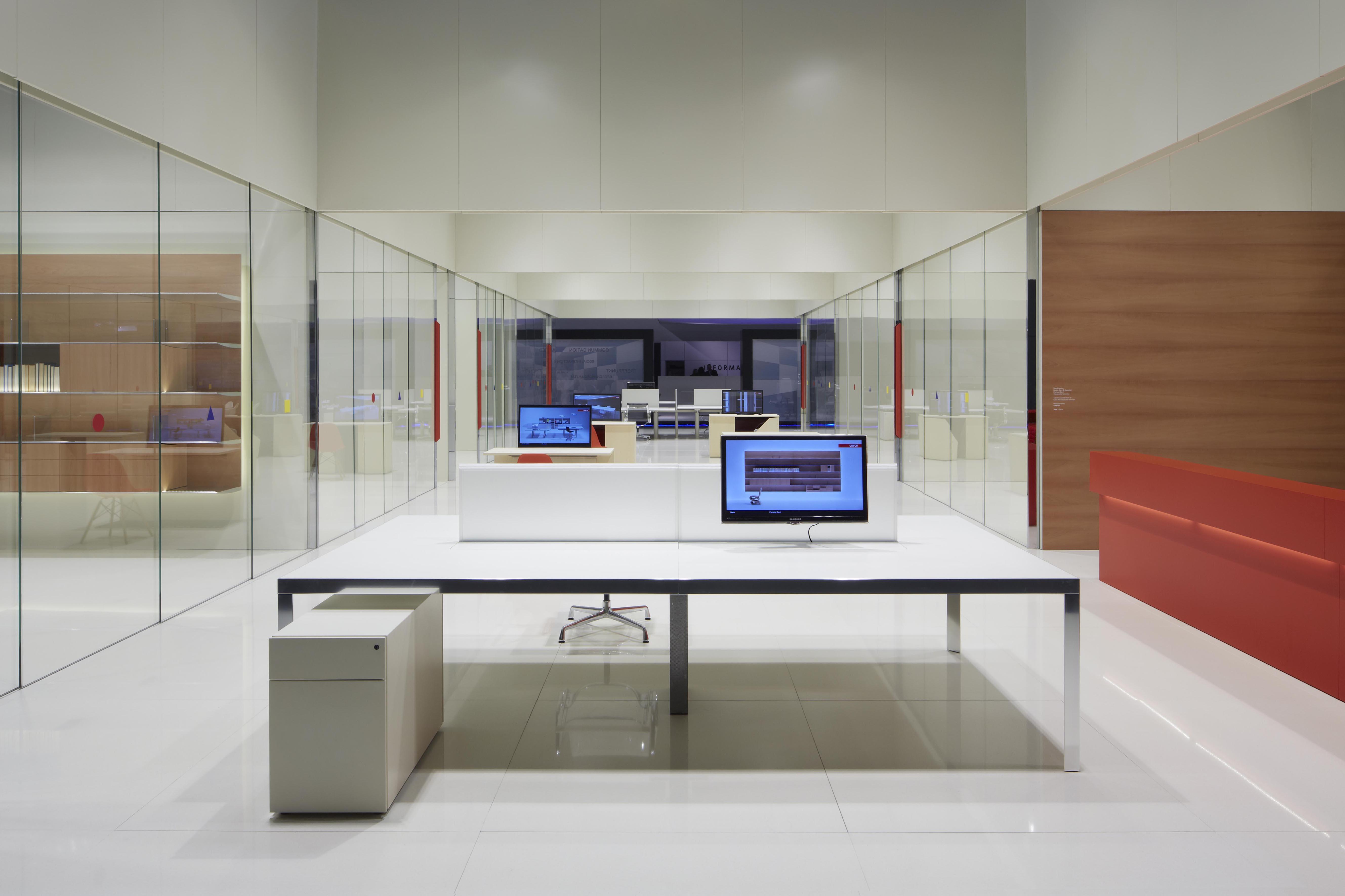 Excellent nei grandi uffici trovano ampio uso anche le for Piani di capannone per uffici esterni