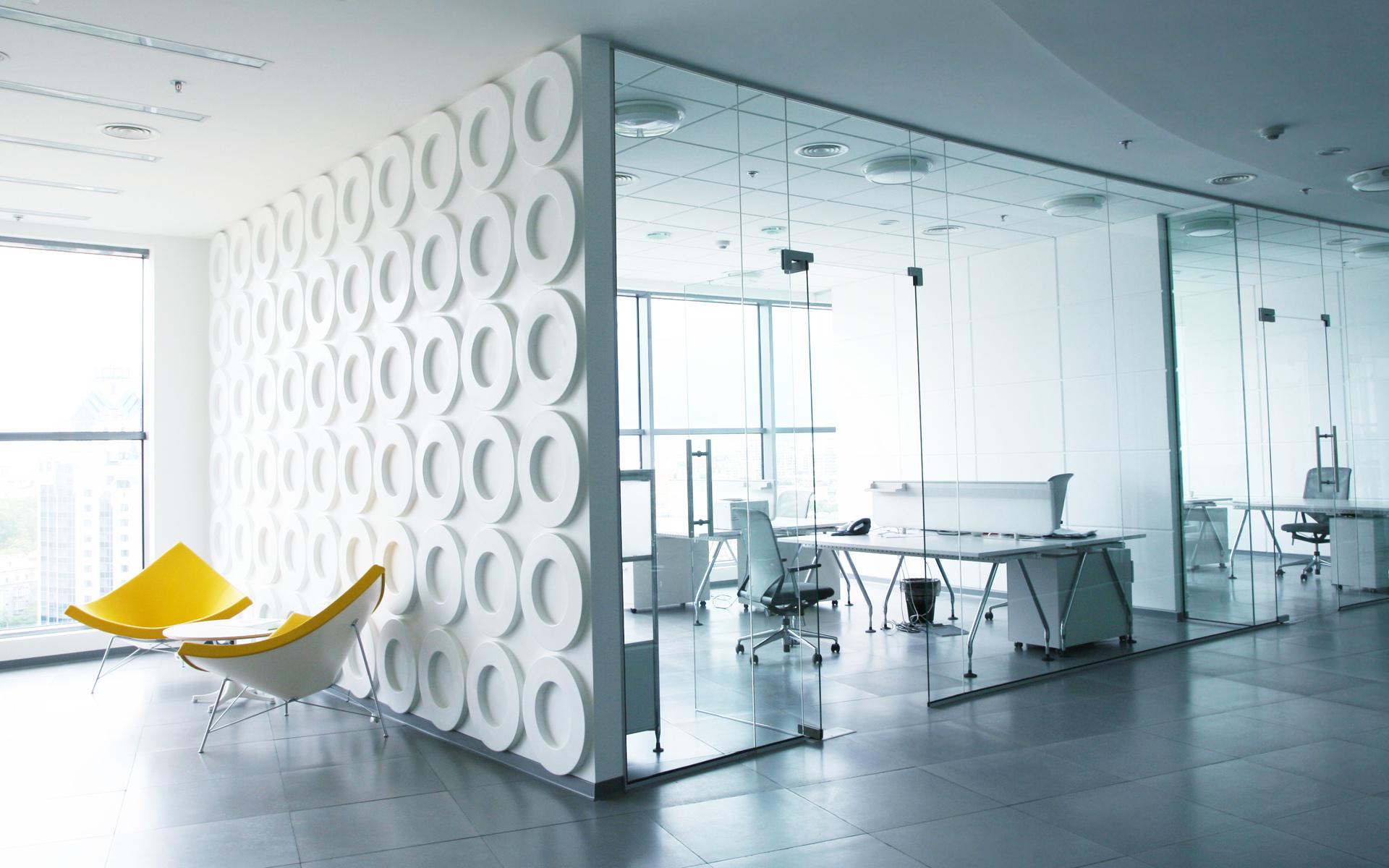 Proposte per arredare un ufficio arredativo design magazine for Office design 2013