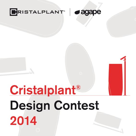 Cristalplant® Design Contest 2014
