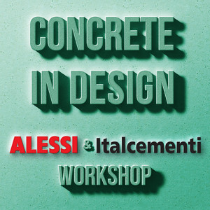 Concrete in Design - Concorso di Design