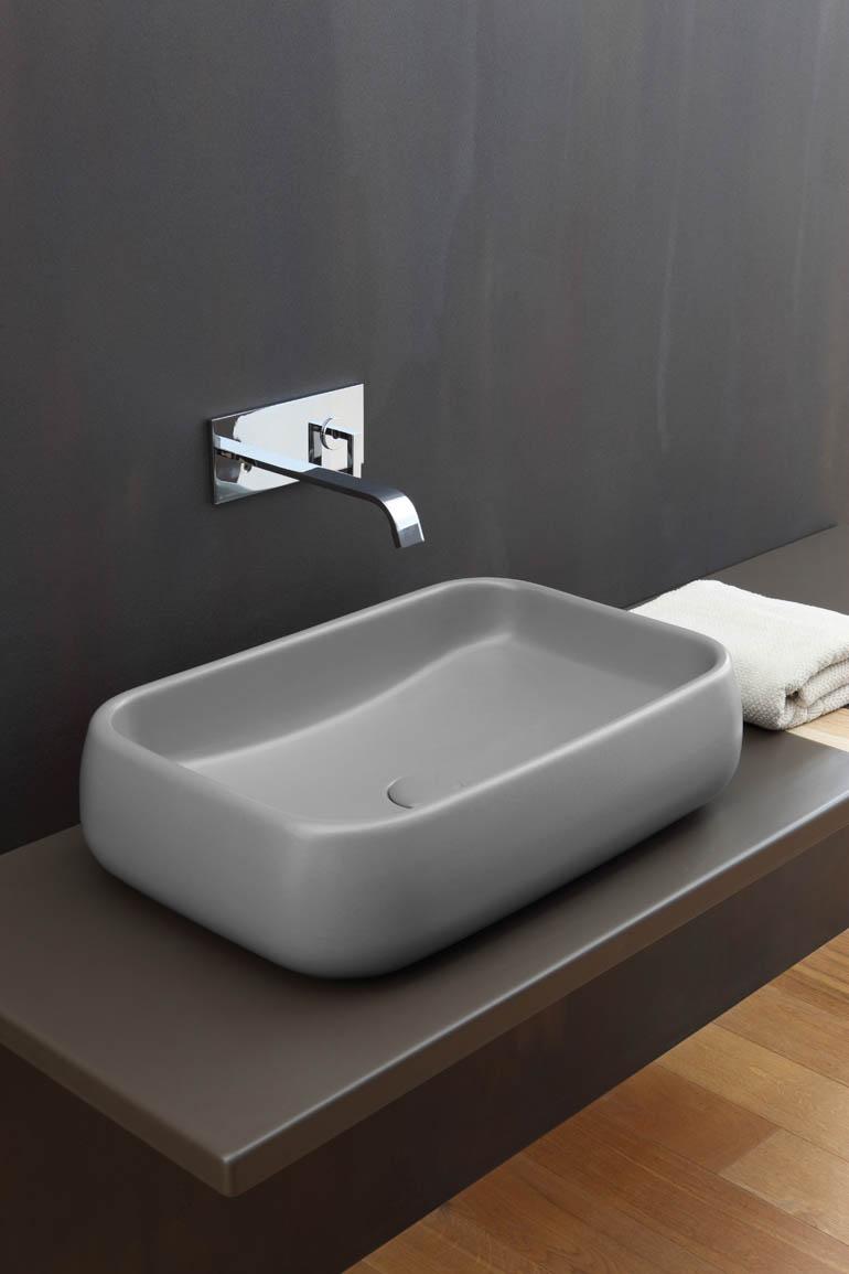 Arredo bagno saper scegliere il lavabo arredativo for Cielo sanitari