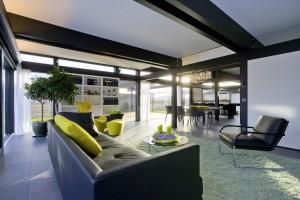 HUF HAUS - Casa ART5_soggiorno