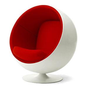 Ball Chair di Eero Aarnio