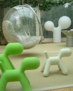 Puppy di Eero Aarnio