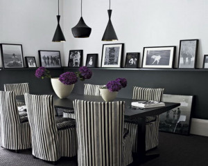 black-and-white-dining-areas-fancy-design