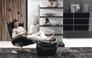 impressive-colorful-black-living-room-furniture