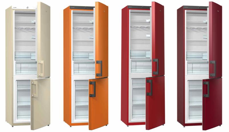 Da gorenje arriva essential la nuova linea di frigoriferi colorati arredativo design magazine - Frigoriferi di design ...