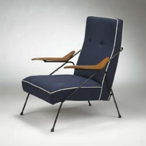 lounge chair - Pierre Guariche c1950s