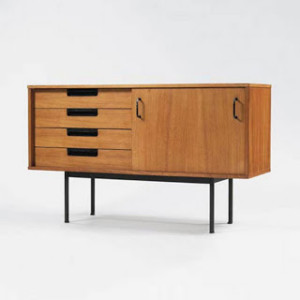 sideboard - Pierre Guariche  for Meubles TV c1950s