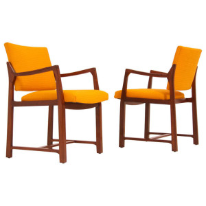 Dunbar Easy Chairs di Edward J Wormley (fonte: http://www.1stdibs.com/)