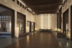 Reception Lobby - Savoy Resort & Spa