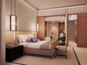Suite Bedroom -Savoy Resort & Spa